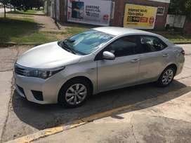 Vendo excelente Toyota Corolla mod 2014