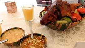 Cuidad tu salud.. almuerzos casaceros sin condimentos..