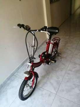 Se vende bicicleta eléctrica