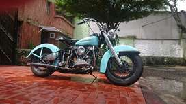 Vendo o permuto  Harley Davidson Panhead