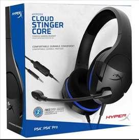 Audífonos HyperX Alámbrico Cloud Stinger Core Para Ps4