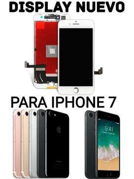 Display iPhone 7 Instalado a Domicilio