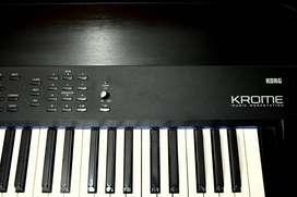 Korg Krome 88  Workstation Teclado Piano