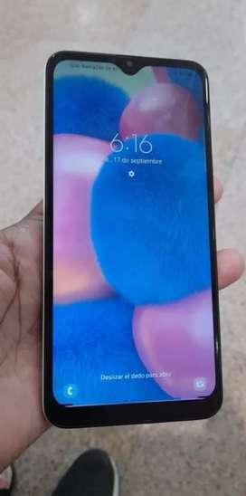 Samsung a30s sin huella fisura mínima