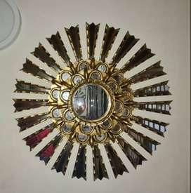 Espejo Decorativo Redondo