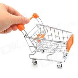 Carro Supermercado Miniatura