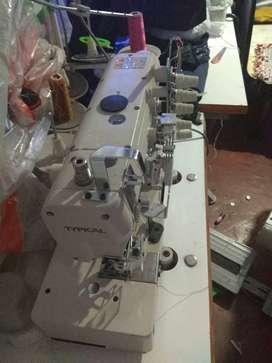 Vendo máquina collarín marca tipycal