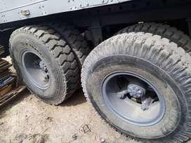 Vendo furgon de semitrailer