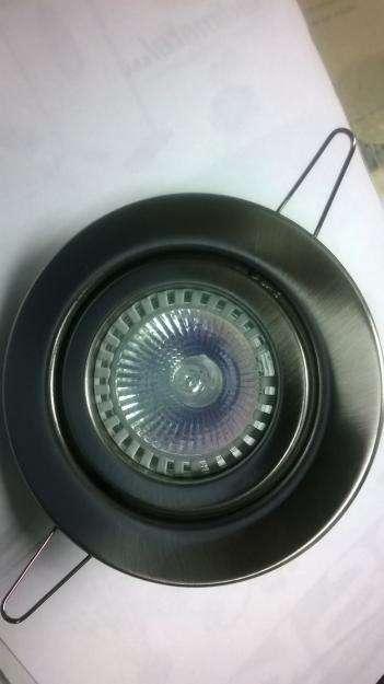 Lote 80 U Lamp. Ojo de Buey con Dicroico 0