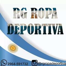 RG ROPA DEPORTIVA