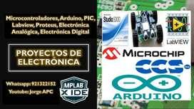 Proyectos ARDUINO PIC ELECTRONICA