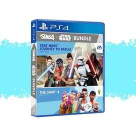 The Sims 4 Bundle Nuevo y Sellado PS4 Incluye Expansion
