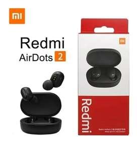 Audifonos Inalámbricos Xiaomi Redmi Airdots 2 Bluetooth