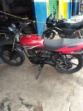 Vendo Moto Libero Yamaha Modelo 2010 buen estado