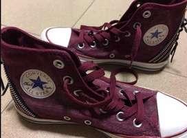 Zapatillas Converse All Stars Nuevas Imp