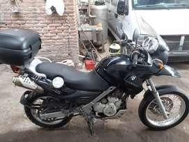 BMW 650 GS 2.012