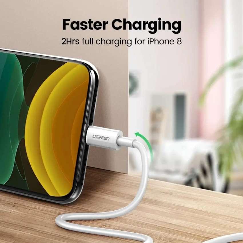 Cable Lightning iPhone iPad certificado 0