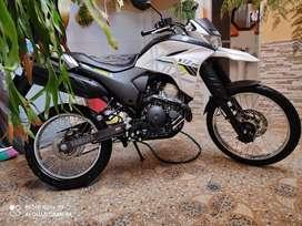 Se vende moto yamaha XTZ 250 2021