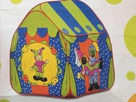 Carpa títeres Imaginarium niños de 3 a 8 años