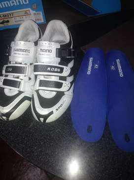 Vendo calzado shimano
