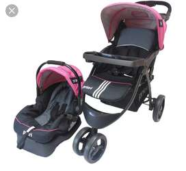 Coche Priori Travel System