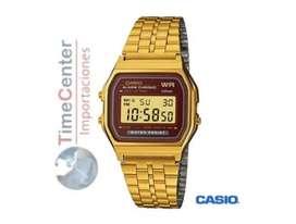 Reloj Casio Digital Para Hombre Y Mujer A159wgea-5d
