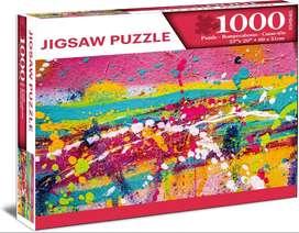 Rompecabezas de 1000 piezas para adultos