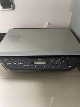 Vendo impresora canon pixma MX300
