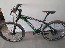 vendo bicicleta venzo yety evo pro26  r26 talle S