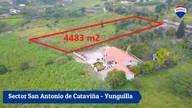 Terreno En Venta  ideal para Quinta
