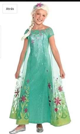 Vestido frozen Fever Disney Store