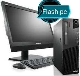 Oferta Pc Lenovo Intel Core 2 Dúo Ddr2