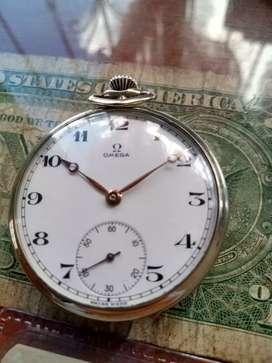 Reloj Omega de Bolsillo