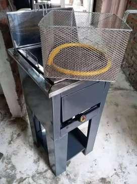 Fritador + escurridor y manguera