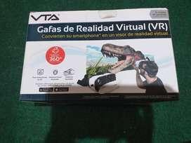 Gafas de Realidad Virtual VTA