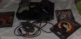 Ps2 (PlayStation 2) cambio por un celular