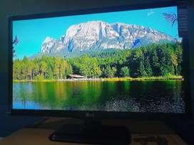 Tv Monitor Lg Fhd Ips 24'' 24mt
