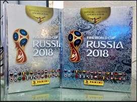Se Vende Album Platinum Rusia 2018 Nuevo