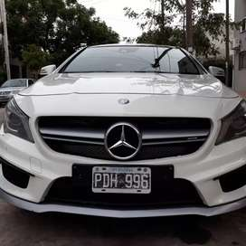 Vendo Mercedes Benz cla 45 AMG impecable