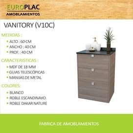 Vanitory V10C