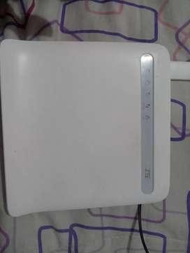 Modem WiFi con simcard