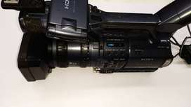 Camara Sony : HDR - FX1