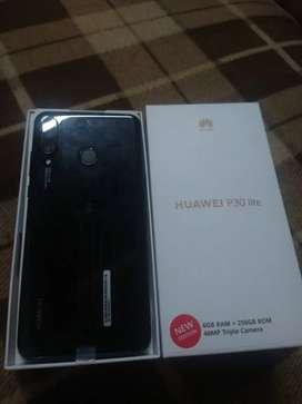 Huawei P30 Lite New Edition 6 ram y 256 rom