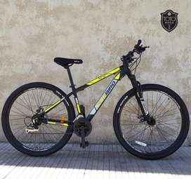 Bici Mtb Firebird Xc9 Rodado 29 Aluminio