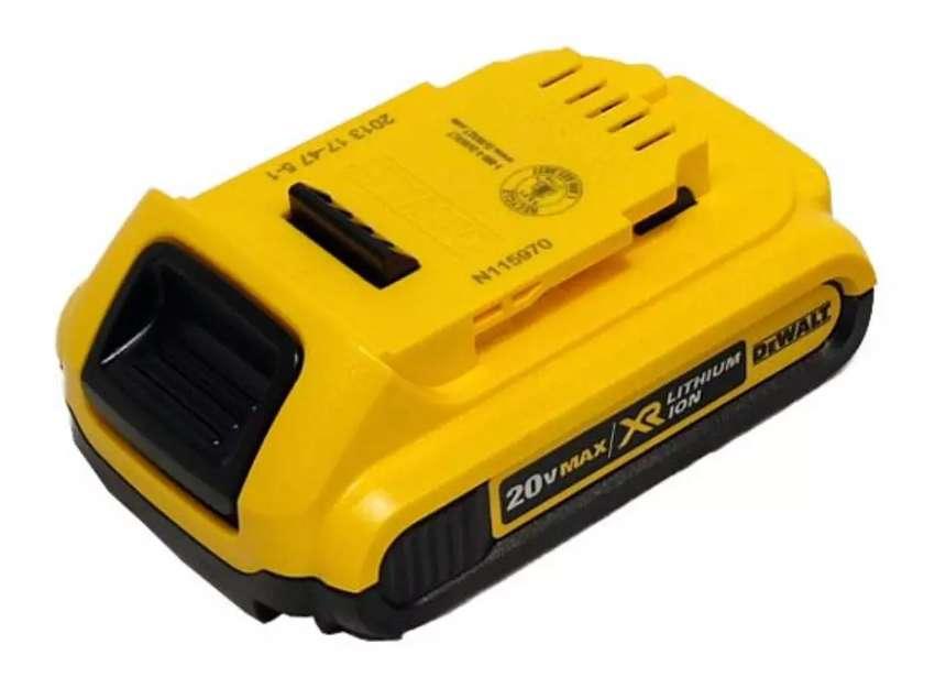 Batería 20 Voltios 2Ah DCB203 DeWalt 0