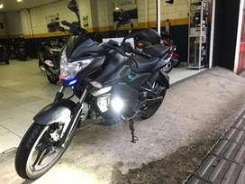 Se vende moto pulsar Ns 160 modelo 2020
