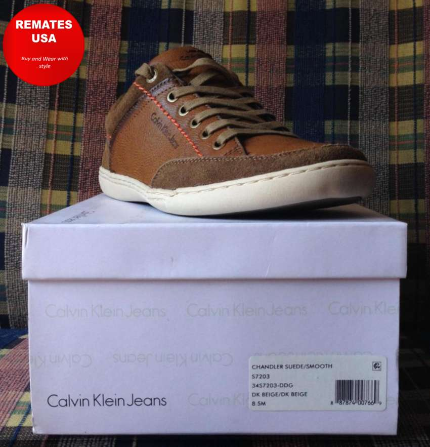 Zapatos Originales Calvin Klein Jeans Chandler $190.000 0