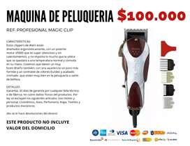 Máquina de peluquería