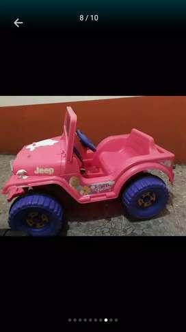 Carro a batería Power Wheels