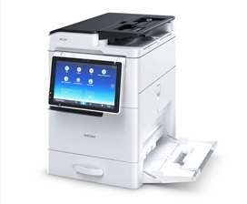 Ricoh Mp 305 + Fotocopiadora Multifuncional, se vende o se cambio a Moto